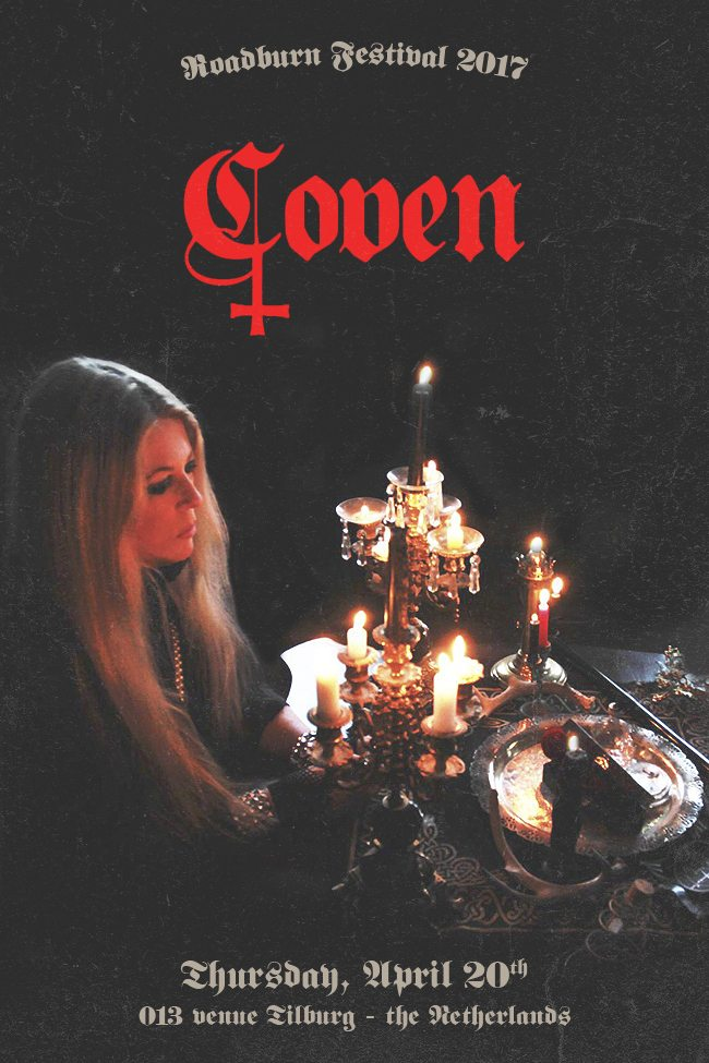 Q&A: Jinx Dawson On The Return Of Coven and Spirituality In a