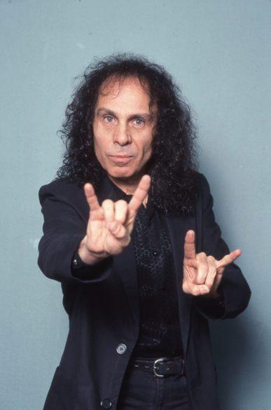 Ronnie James Dio - Frank White