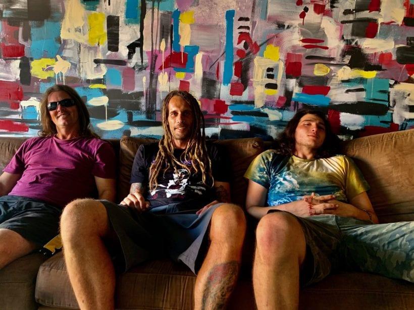 Amammoth Band Photo