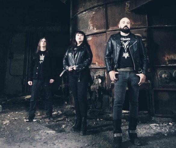 Black Knife band photo