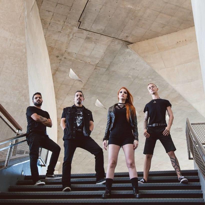 Hatefulmurder Band Photo